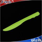 처분할 수 있는 다채로운 PP 플라스틱 칼붙이