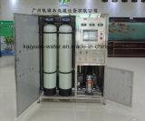 Tipo de gabinete 500lph conteinerizada purificadores de água RO EQUIPAMENTO de Osmose Inversa