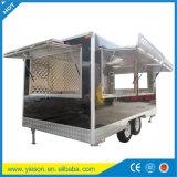 الصين مموّن مخبز [تووبل] طعام عربة مقطورة [شورما] آلة لأنّ عمليّة بيع