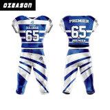 Kundenspezifisches Sportkleidung-amerikanischer Fußball-Jersey-kundenspezifisches Fußball-Hemd