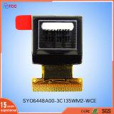 """0,66"""" дисплей OLED 64x48 точек на экране панели управления белый IC SSD1306bz"""