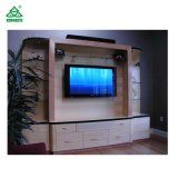Cabina modificada para requisitos particulares de la buena calidad TV de los muebles del hotel