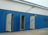 Het geprefabriceerd huis Gewijzigde Huis van de Container van het Bureau
