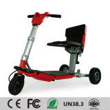 3つの車輪の大人のための小型情報処理機能をもった自己のバランスの電気スクーター