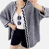 2017 neue Entwurfs-Dame-einfacher Form-Mantel