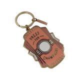 Catena chiave personalizzata del ricordo in lega di zinco con il sacchetto del velluto