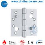 Ssのドアのための二重機密保護のヒンジ
