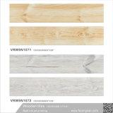 Matériau de construction en bois rustique Foshan tuile pour la décoration (VRW9n1071, 150x900mm)