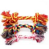 Promotie Katoenen van het Stuk speelgoed van de Hond van Producten Kabel