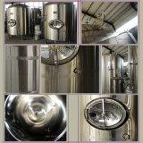 Birra che rende a macchina la micro strumentazione di fermentazione della fabbrica di birra 100L/Home