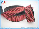 Prix usine 1-1/2&rdquor personnalisé ; Sangle en nylon d'imitation pour des vêtements, chaussures, sacs