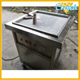 Fry Roll frito de la máquina de helados Helado Maquina Helado Pan Maker