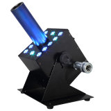 12*3W RGB tripolarizes LED CO2 jet Machine of steam turbine and gas turbine systems Effect