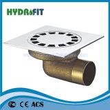 Het Messing van het Afvoerkanaal van de vloer (FD1101)