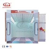 Настраиваемые утвержденном CE используется промышленная мини-автобус стенд окраска зал