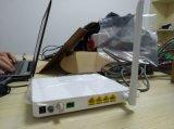 Zc-521RF CATV Gpon gwt ONU con 4GE+2potes+WiFi+CATV igual Zte F668 Gpon ONU