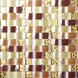 Mattonelle di pavimento blu della stanza da bagno del mosaico di colore della decorazione interna