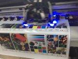 2PC Xaar1201 Printhead를 가진 기계를 인쇄하는 X6-2030xs 직물 디지털