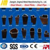 Profil-Stahlrohrleitung mit Kohlenstoffstahl-und legierterstahl-Grad