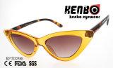 Lunettes de soleil de polycarbonate de mode pour Madame fraîche Kp70296