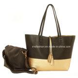 Senhora Multi Color bag-in-bag bolsa Sacola de Compras