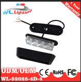 griglia di superficie infiammante Lighthead del supporto dell'automobile 4D