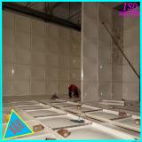 Panneau de PRF en coupe de l'eau du réservoir de stockage haut enfoncé