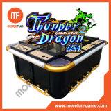 Macchina del gioco di pesca della galleria del re 10 giocatore dell'oceano del drago di tuono
