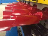 Baumaterial glasierte die Fliese-Herstellung/Ausschnitt/Rolle, Maschinerie zu bilden