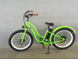Montanha elétrica Ebikes do musa MTB da bicicleta para a senhora Mulher Gordo Pneu E-Bicicleta