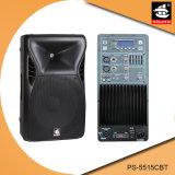 15 Zoll PROaktiver Plastiklautsprecher PS-5515cbt USB-180W Ableiter-FM Bluetooth