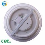 Cuerpo de hierro de ventas en caliente y difusor de acrílico LED regulable Lámpara de techo
