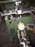 Impresora de la pantalla de seda del cilindro para el tazón de fuente plástico