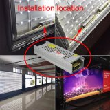 alimentazione elettrica di commutazione del trasformatore AC/DC di 12V 30A 350W LED Htn