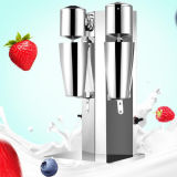 Máquina principal dobro da agitação de leite da fruta do abanador do gelado