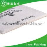 Les sacs d'emballage faits sur commande de coton/sacs de coton/les sacs à provisions de coton vendent en gros