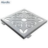 Los paneles de aluminio externos de la fachada de la pared del metal del revestimiento