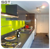 6mmの台所のための低い鉄のStarphireデジタルによって印刷されるSplashbackガラス