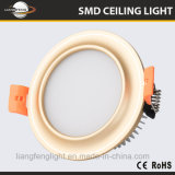 Riflettore di qualità superiore Downlight dell'indicatore luminoso di soffitto di 5With7With9With12W LED SMD