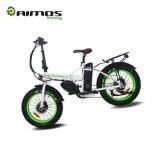 電気Pedelec中国の安いFoldable 350W 500Wの脂肪質のバイク