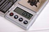 PS200/0.01g Pocket bewegliche hohe Präzisions-preiswerte Schuppe