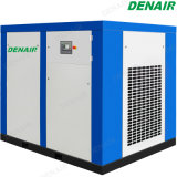 50 cv de potencia AC inmóvil bajo ruido del compresor de aire tipo tornillo lubricado