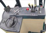 Prix usine chariot élévateur électrique de voies de 0.7-1 tonne trois plein