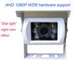 HD 1080P Vista trasera de la cámara WDR de copia de seguridad