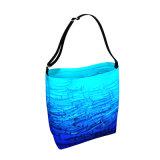 [فرنش] قوّة بحريّة اللون الأزرق [كرّلّ] حمل يثقب نيوبرين حقيبة يوميّة