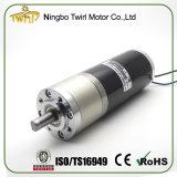 52mm de diámetro de 24V DC Motor de engranajes motores portón eléctrico