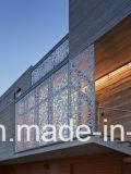 Экран металла напольного украшения Keenhai Perforated