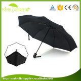 Автоматическо раскройте близко рекламировать складывая зонтик дождя Sun для промотирования