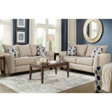Muebles de estilo europeo, Sala de estar sofá (-02)