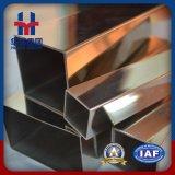 De ronde Pijpen van het Roestvrij staal sorteren de Buis van 201 Decoratie